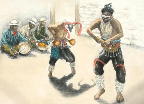 'Pascola Dancer'