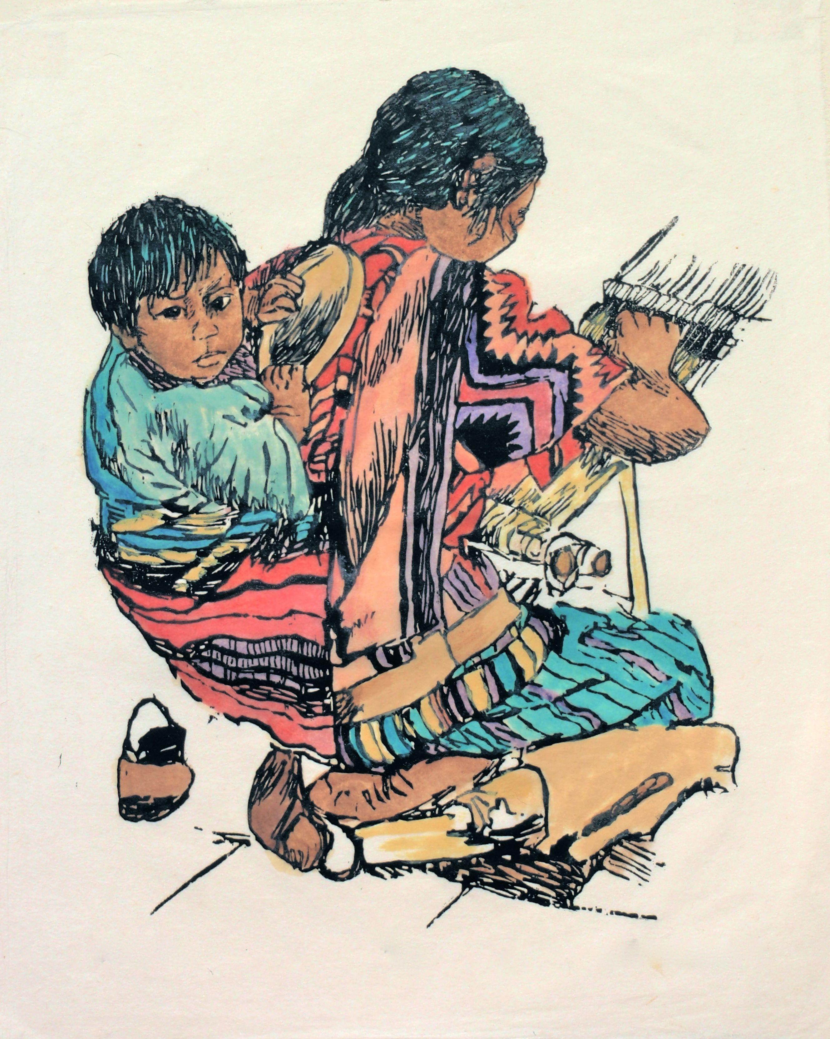 'The Weaver'