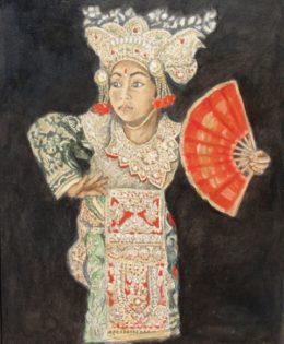 'Temple Dancer'