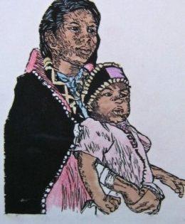 'Tlingit Mother'