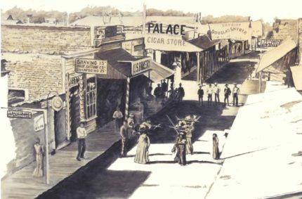 'Market Day 1887'