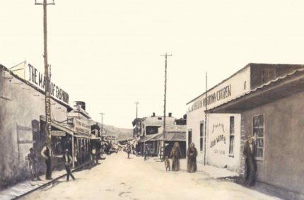 'Wild West 1877'
